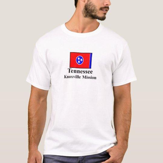 Camiseta de la misión de Tennessee Knoxville