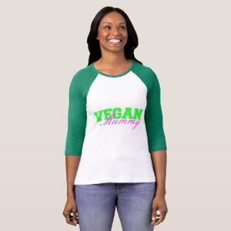 Camiseta de la momia del vegano