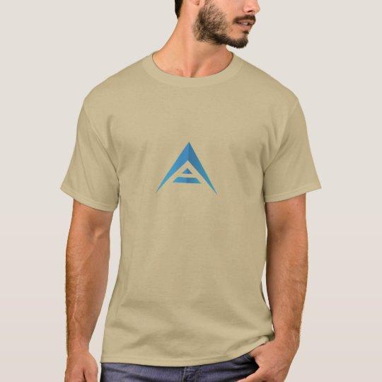 Camiseta de la moneda de la ARCA (logotipo azul)