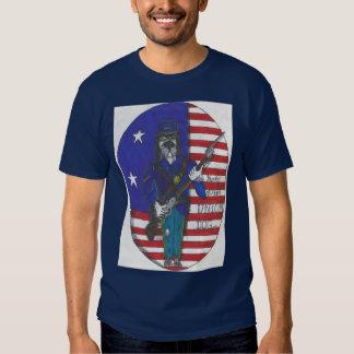 Camiseta de la mordedura del yanqui