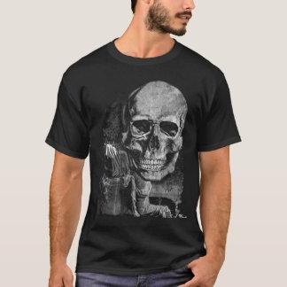 Camiseta de la muerte y de la desesperación