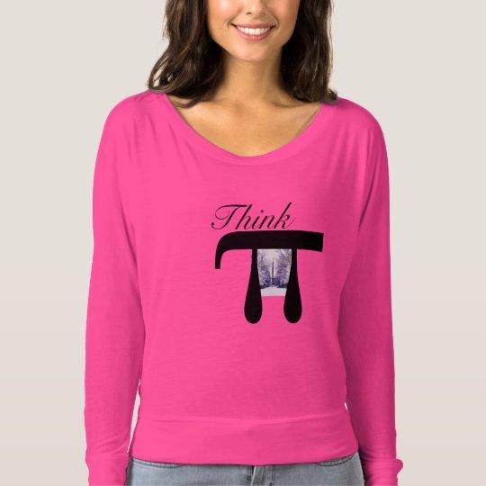 camiseta de la mujer