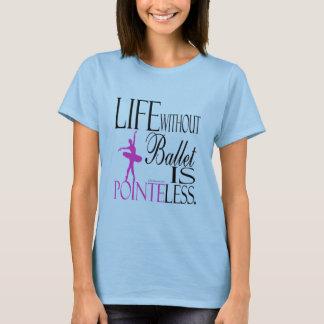 Camiseta de la muñeca del ballet - insustancial