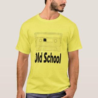 Camiseta de la música de la escuela vieja