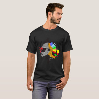 Camiseta de la música de Robo