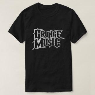 Camiseta de la música del Grunge (apenada)