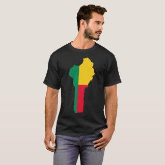 Camiseta de la nación de Benin