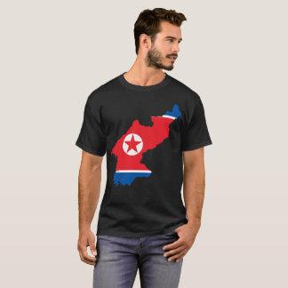 Camiseta de la nación de Corea del Norte