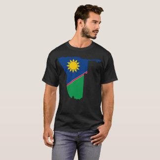 Camiseta de la nación de Namibia