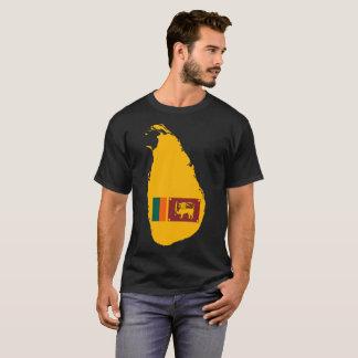 Camiseta de la nación de Sri Lanka