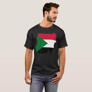 Camiseta de la nación de Sudán