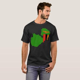 Camiseta de la nación de Zambia