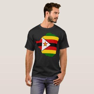Camiseta de la nación de Zimbabwe