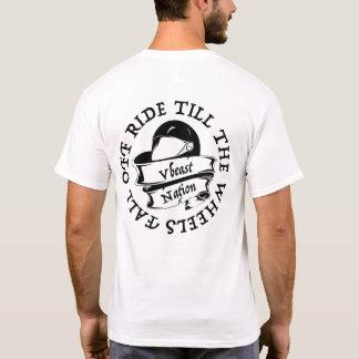 camiseta de la nación del vbeast