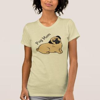 Camiseta de la nata de las mujeres de la mamá del