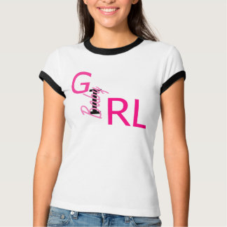 Camiseta de la niña
