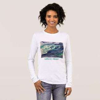 Camiseta de la onda