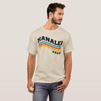 Camiseta de la onda de Hanalei (hombres)