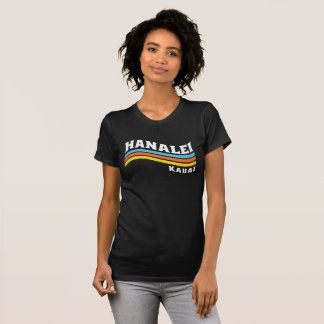 Camiseta de la onda de Hanalei (mujeres)