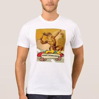 Camiseta de la original de Longboarding del danés