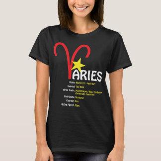 Camiseta de la oscuridad de las señoras de los camiseta