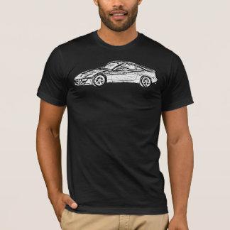 Camiseta de la oscuridad de Nissan 300ZX
