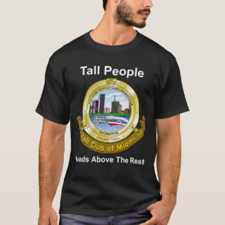 Camiseta de la oscuridad de TCOM