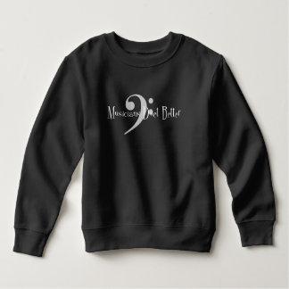 Camiseta de la oscuridad del niño del dúo (bajo)