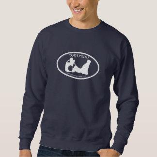 Camiseta de la oscuridad del punto de Tod's