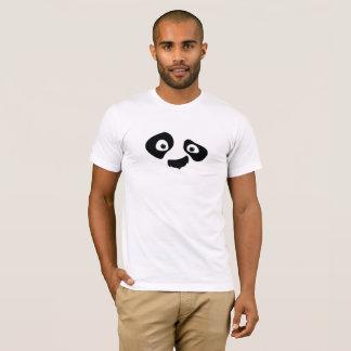 camiseta de la panda