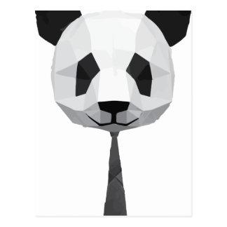 Camiseta de la panda de la oficina postal
