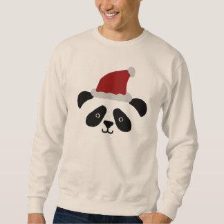 Camiseta de la panda de Santa
