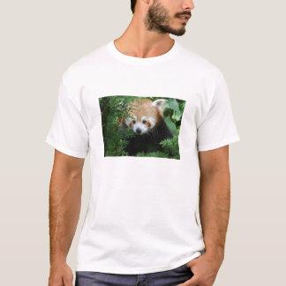 Camiseta de la panda roja