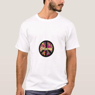 Camiseta de la paz de Barack Obama