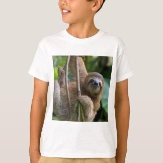 Camiseta de la pereza para su niño