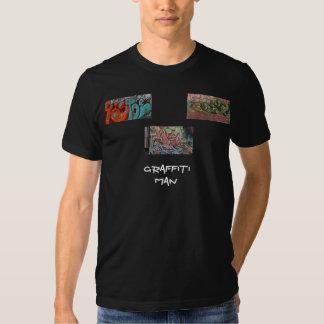 Camiseta de la pintada