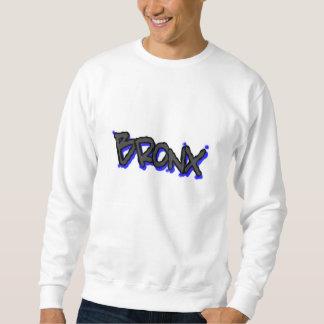 Camiseta de la pintada de Bronx Nueva York, grande