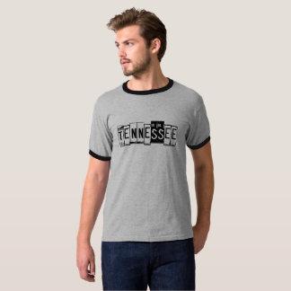 Camiseta de la placa de Tennessee