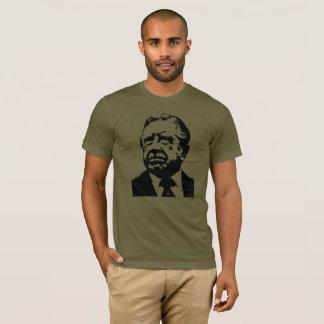 Camiseta de la plantilla de general Augusto