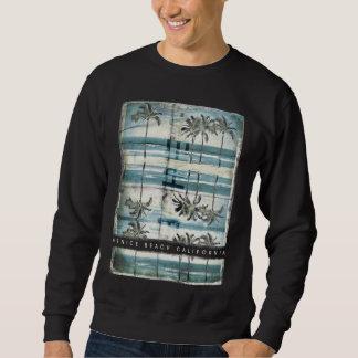 Camiseta de la playa de Venecia de la palmera del