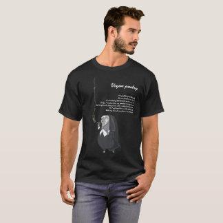 Camiseta de la poesía de Vogon