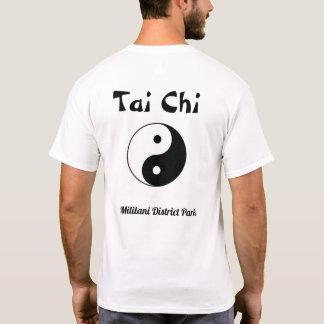 Camiseta de la práctica de la ji del Tai