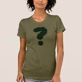 Camiseta de la pregunta