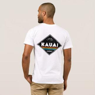 Camiseta de la prisma del Co. de la resaca de