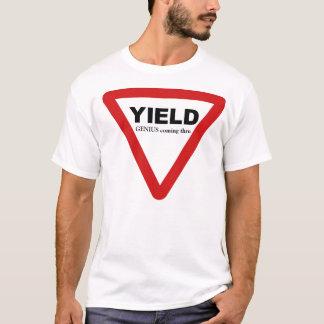 Camiseta de la producción