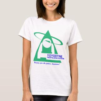 Camiseta de la propulsión de Yoyodyne
