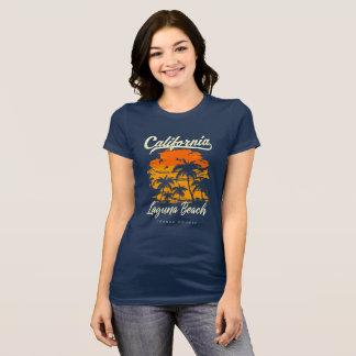 Camiseta de la puesta del sol de California del