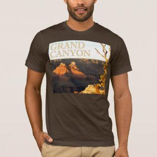 Camiseta de la puesta del sol del Gran Cañón
