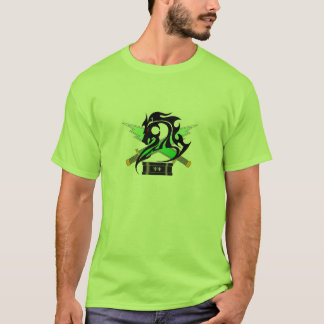Camiseta de la rama de MindWar