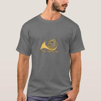 Camiseta de la regla de las trompas